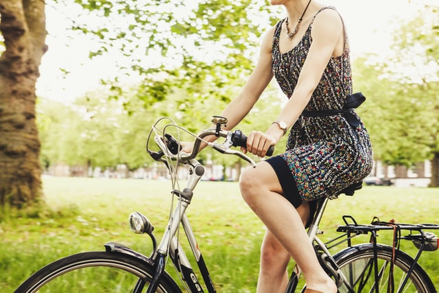 healthy lifestyle cycles